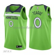 NBA Basketball Trøje Børn Minnesota Timberwolves 2018 Jeff Teague 0# Statement Edition..