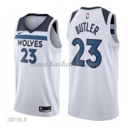 NBA Basketball Trøje Børn Minnesota Timberwolves 2018 Jimmy Butler 23# Association Edition..