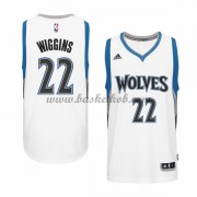Minnesota Timberwolves Basketball Trøjer 2015-16 Andrew Wiggins 22# Home..