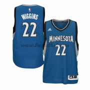 Minnesota Timberwolves Basketball Trøjer 2015-16 Andrew Wiggins 22# Road..