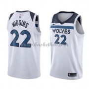 Minnesota Timberwolves Basketball Trøjer 2018 Andrew Wiggins 22# Association Edition..