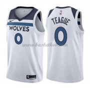 Minnesota Timberwolves Basketball Trøjer 2018 Jeff Teague 0# Association Edition..