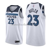 Minnesota Timberwolves Basketball Trøjer 2018 Jimmy Butler 23# Association Edition