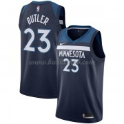 Minnesota Timberwolves Basketball Trøjer 2018 Jimmy Butler 23# Icon Edition..