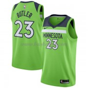 Minnesota Timberwolves Basketball Trøjer 2018 Jimmy Butler 23# Statement Edition..