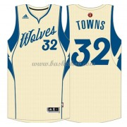 Minnesota Timberwolves 2015 Karl-Anthony Towns 32# Jul NBA Basketball Trøjer..