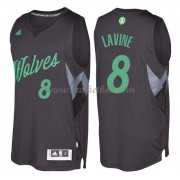 Minnesota Timberwolves 2016 Zach Lavine 8# Jul NBA Basketball Trøjer..