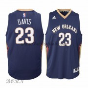 NBA Basketball Trøje Børn New Orleans Pelicans 2015-16 Anthony Davis 23# Road