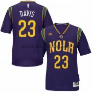 New Orleans Pelicans Basketball Trøjer 2015-16 Anthony Davis 23# Pride..