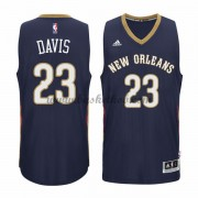 New Orleans Pelicans Basketball Trøjer 2015-16 Anthony Davis 23# Road..