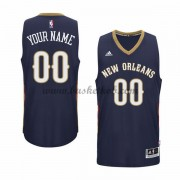 New Orleans Pelicans Basketball Trøjer 2015-16 Road..
