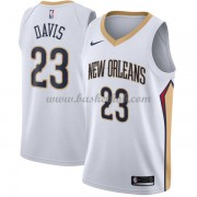 New Orleans Pelicans Basketball Trøjer 2018 Anthony Davis 23# Association Edition..