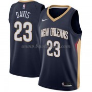 New Orleans Pelicans Basketball Trøjer 2018 Anthony Davis 23# Icon Edition..