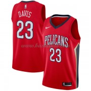 New Orleans Pelicans Basketball Trøjer 2018 Anthony Davis 23# Statement Edition..