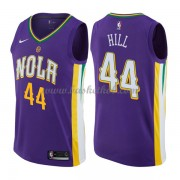 New Orleans Pelicans Basketball Trøjer 2018 Solomon Hill 44# City Edition..