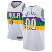 New Orleans Pelicans Basketball Trøjer NBA 2019-20 Hvid City Edition Swingman..
