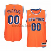 New York Knicks Basketball Trøjer 2015-16 Alternate..