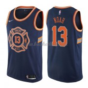 New York Knicks Basketball Trøjer 2018 Joakim Noah 13# City Edition..