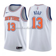 New York Knicks Basketball Trøjer 2018 Joakim Noah 13# Statement Edition..