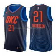 Oklahoma City Thunder Basketball Trøjer 2018 Andre Roberson 21# Statement Edition..