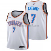 Oklahoma City Thunder Basketball Trøjer 2018 Carmelo Anthony 7# Association Edition..