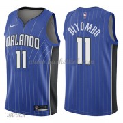 NBA Basketball Trøje Børn Orlando Magic 2018 Bismack Biyombo 11# Icon Edition..