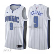 NBA Basketball Trøje Børn Orlando Magic 2018 Nikola Vucevic 9# Association Edition..