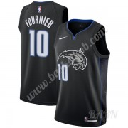 Billige Basketball Trøje Børn Orlando Magic 2019-20 Evan Fournier 10# Sort City Edition Swingman..
