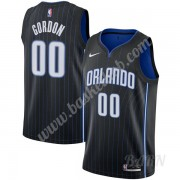 Billige Basketball Trøje Børn Orlando Magic 2019-20 Aaron Gordon 00# Sort Icon Edition Swingman..