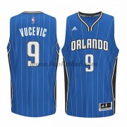 Orlando Magic Basketball Trøjer 2015-16 Nikola Vucevic 9# Road..