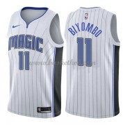 Orlando Magic Basketball Trøjer 2018 Bismack Biyombo 11# Association Edition..