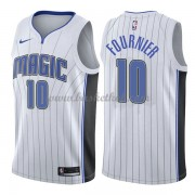 Orlando Magic Basketball Trøjer 2018 Evan Fournier 10# Association Edition..