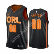 Orlando Magic Basketball Trøjer NBA 2019-20 Sort City Edition Swingman..