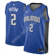 Orlando Magic Basketball Trøjer NBA 2019-20 Elfrid Payton 2# Blå Icon Edition Swingman..