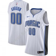 Orlando Magic Basketball Trøjer NBA 2019-20 Aaron Gordon 00# Hvid Association Edition Swingman..
