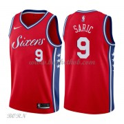 NBA Basketball Trøje Børn Philadelphia 76ers 2018 Dario Saric 9# Statement Edition..