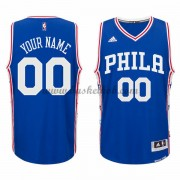 Philadelphia 76ers Basketball Trøjer 2015-16 Road..