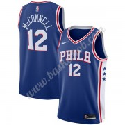 Philadelphia 76ers Basketball Trøjer NBA 2019-20 T.J. McConnell 12# Icon Edition Swingman..