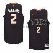 Phoenix Suns Basketball Trøjer 2015-16 Eric Bledsoe 2# Sort Alternate..