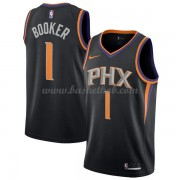 Phoenix Suns Basketball Trøjer 2018 Devin Booker 1# Statement Edition..