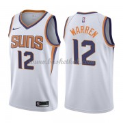 Phoenix Suns Basketball Trøjer 2018 T.J. Warren 12# Association Edition..