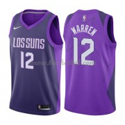 Phoenix Suns Basketball Trøjer 2018 T.J. Warren 12# City Edition..