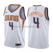 Phoenix Suns Basketball Trøjer 2018 Tyson Chandler 4# Association Edition..