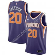 Phoenix Suns Basketball Trøjer NBA 2019-20 Josh Jackson 20# Lilla Icon Edition Swingman..