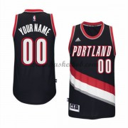 Portland Trail Blazers Basketball Trøjer 2015-16 Road..