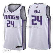 NBA Basketball Trøje Børn Sacramento Kings 2018 Buddy Hield 24# Association Edition..