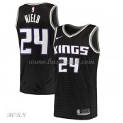 NBA Basketball Trøje Børn Sacramento Kings 2018 Buddy Hield 24# Statement Edition..