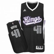 Sacramento Kings Basketball Trøjer 2015-16 Kosta Koufos 41# Alternate..
