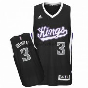 Sacramento Kings Basketball Trøjer 2015-16 Marco Belinelli 3# Alternate..