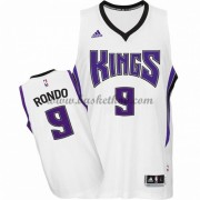 Sacramento Kings Basketball Trøjer 2015-16 Rajon Rondo 9# Home..
